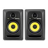美国品牌Rokit5 G3/RP5G3 5寸有源专业录音室监听音箱(一对)