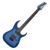 RGA42FM 41寸虎纹枫木贴面印产电吉他(蓝色)