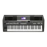 雅马哈(YAMAHA) PSR-S670 力度61键MIDI编曲键盘