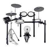 雅马哈(YAMAHA) DTX582K 紧凑型娱乐 爵士电子鼓 儿童成人均可用