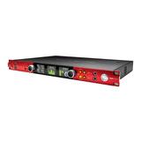 富克斯特(Focusrite) RED 4Pre 红网 雷电/网络音频接口58进64出4个话放录音专业声卡
