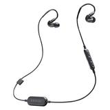 舒尔(SHURE) SE215-BT1 无线蓝牙入耳式线控音乐耳机 带耳麦 (黑色)