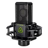 莱维特(LEWITT) LCT 249 PRO 专业录音电容麦克风 网络K歌主播直播麦克风话筒 (黑色)