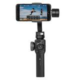 智云(ZHIYUN) 智云Smooth 4 三轴手机防抖手持云台gopro运动相机 拍摄稳定器(黑色)