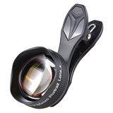 爱派赛(APEXEL) APL-85MM 专业人像增距手机镜头 通用配夹子