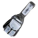 BG301B 41寸吉他袋/吉他包 (灰黑色)