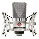 TLM 102 电容式大振膜人声录音麦克风 套装版
