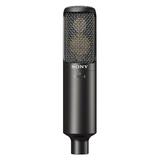 索尼(SONY) C-100 双振膜录音棚电容麦克风 广播电台专业录音话筒主播直播唱歌麦克风