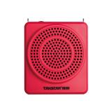 E180M 便携式扩音器(支持插卡、U盘功能) (红色)