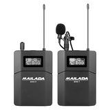WM8 单反手机采访影视/直播录音无线麦克风 小蜜蜂领夹无线话筒