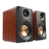 JBL CM220 台式HIFI多媒体2.0书架监听音箱 电脑蓝牙无线有源音响(对)