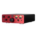 SPL(Sound Performance Lab) Phonitor x 母带级平衡输出耳放专业前级耳机放大器 含DA扩展卡(红色)
