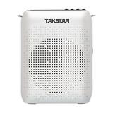 得胜(TAKSTAR) E220 教师/导游多功能蓝牙便携扩音器小蜜蜂 (白色)
