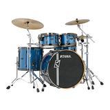 TAMA ML52 Superstar Hyper-Drive专业爵士鼓 架子鼓 成人儿童原声鼓 (蓝色)