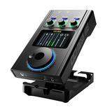 IXI MEGA M8 专业录音外置USB声卡 电脑手机K歌喊麦主播直播声卡设备