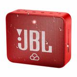 JBL go smart2音乐魔方二代便携式人工蓝牙音箱 沈月同款(红色)