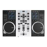 嗨酷乐(Hercules)DJ control Air S Series 便携式多功能DJ打碟机控制器