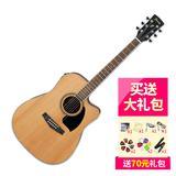 依班娜PF17ECE 民谣电箱木吉他 演出现场设备