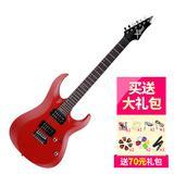 考特(CORT) 电吉他品牌 X-1 新手入门单摇电吉他 (红色)