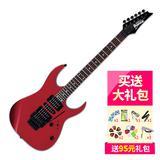 依班娜(Ibanez) 电吉他品牌 GRG270 流行 摇滚 双摇电吉他 (苹果红)