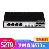 雅马哈UR RT4声卡搭配爱科技C214 麦克风  专业录音套装