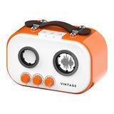 美派(MIDIPLUS) VINTAGE穿乐者 复古造型 录音主播直播外置USB声卡 电脑手机K歌直播声卡