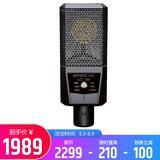 莱维特(LEWITT)LCT 240 专业录音电容麦克风 网络K歌主播直播麦克风话筒