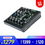 美奇(RunningMan)ProFX6v3  6通道调音台带效果 电脑手机录音网络K歌主播直播外置声卡