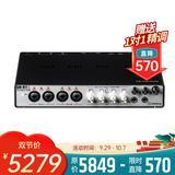 雅马哈UR RT4声卡搭配得胜PC-K850 麦克风 网络K歌套装