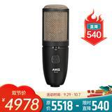 P420 (Single)电容式大震膜录音麦克风