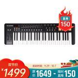 美奥多(M-AUDIO) Oxygen49 MIDI键盘 控制器