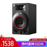 NANO K5 录音棚工作室5寸有源近场监听音箱 多媒体书架HiFi音箱(只)