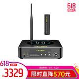 IXI M4 Plus(含接收器)声卡搭配得胜PC-K820麦克风 电脑手机K歌直播套装