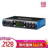 普瑞声纳(Presonus) studio 68C 6进6出USB-C音频接口 专业录音编曲K歌声卡