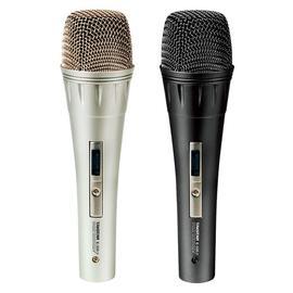 得胜(TAKSTAR) E-350II KTV/演唱家用有线动圈麦克风(两支装)