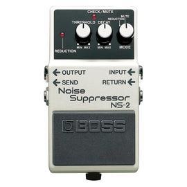 波士(BOSS) NS-2 电吉他噪音抑制器