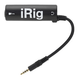 IK(IK-Multimedia) iRig AmpliTube  苹果吉他/贝司效果器
