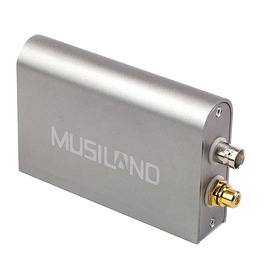 乐之邦(MUSILAND) Monitor 01 USD  Hi-Fi声卡