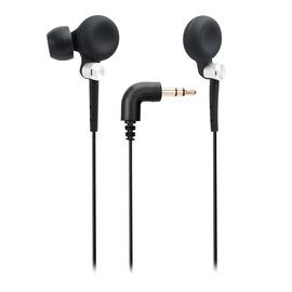 宜丽客(ELECOM) EHP-EIN110 高保真随身听耳机入耳式发烧耳机 (黑色)