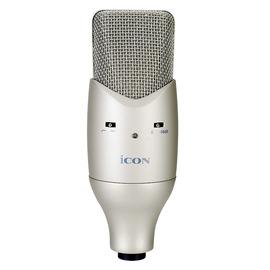 艾肯(iCON) M2 电容式大振膜录音麦克风