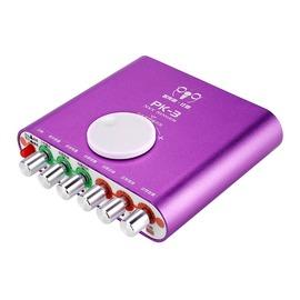 客所思(XOX) PK-3 电脑K歌外置USB声卡