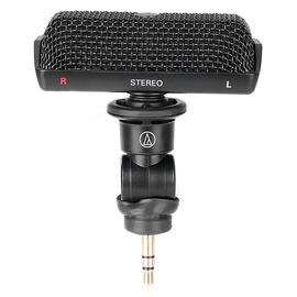铁三角(Audio-technica) AT9910 电容式摄像机采访麦克风