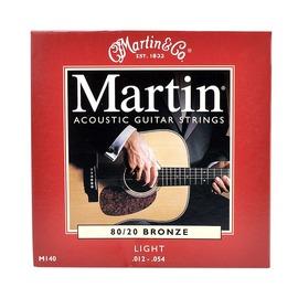 马丁(martin) M140  民谣吉他琴弦(套弦)
