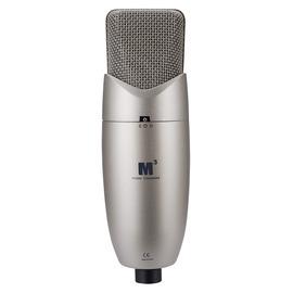 艾肯(iCON) M3 电容式大振膜录音麦克风