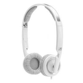 森海塞尔(Sennheiser) PX200II 头戴式时尚潮流便携耳机 (白色)