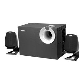 漫步者(Edifier) R201T08 2.1低音炮音箱 木质