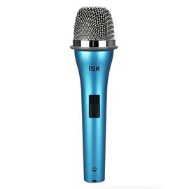 ISK S200 电容式手持录音麦克风 蓝色