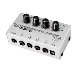 百灵达(BEHRINGER) MICROAMP HA400 监听耳放