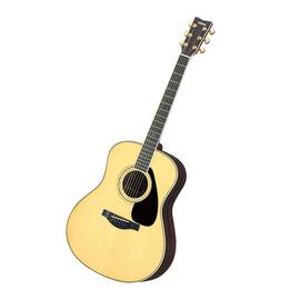 雅马哈(YAMAHA) LL6 41寸单板民谣吉他