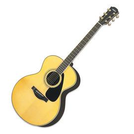 雅马哈(YAMAHA) LJ6 41寸单板电箱民谣吉他